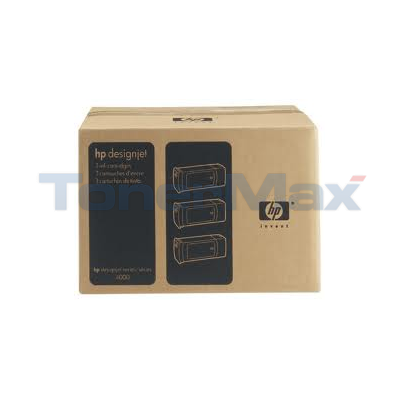 HP NO 90 INK CARTRIDGES BLACK